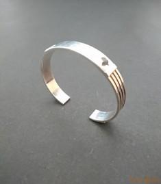More about Bracelet mixte ethnique en argent