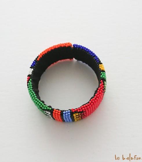 Bracelet africain Massaï large