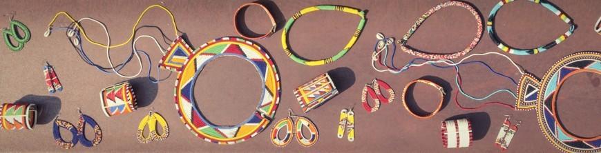 Bijoux Massaï