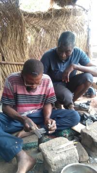Artisans bijoutiers du Mali