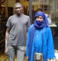 Moussa Artisan bijoutier Touareg